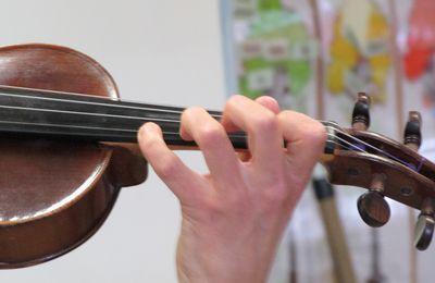 A la découverte du violon ...CE2