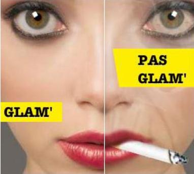 L'effet néfaste du tabac sur la peau