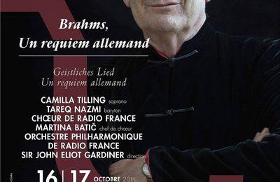La soirée sauvée de l'Orchestre Philharmonique de Radio France avec Sir John Eliot Gardiner