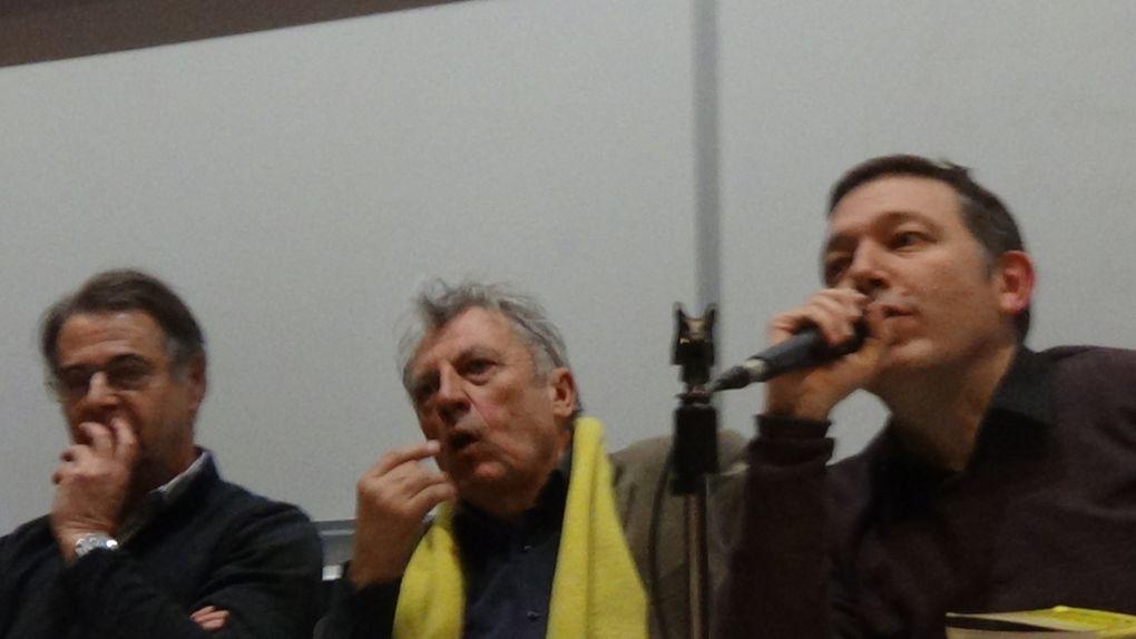 Perpignan/université: la vidéo de la conférence sur la Catalogne au campus Mailly!