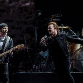 U2 -Mexico City Mexique 04/10/2017 - U2 BLOG