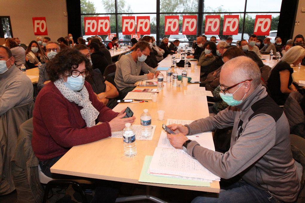 Conseil départemental de FO : « Face aux attaques gouvernementales et patronales, l'heure est à la préparation du rapport de forces interprofessionnel ! »