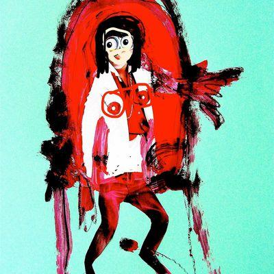 """Dérèglements"" de Bernard Giusti - Illustration de Jacques Cauda"