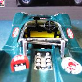 LIGIER JS3 1971 JET CAR NOREV 1/43 - car-collector.net