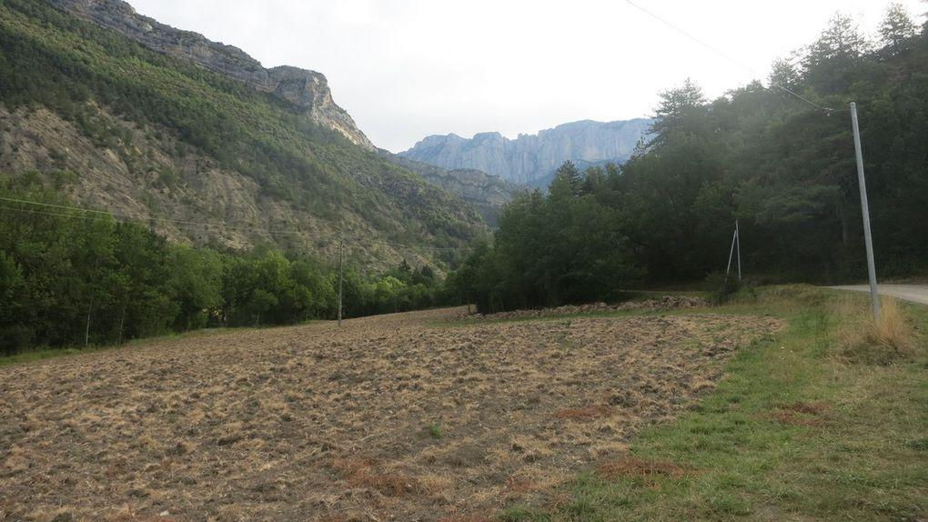 4 septembre etape 9 de Die à Valdrôme 63 km