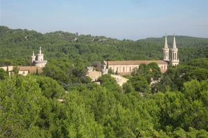 Mercredi 2 octobre - St Michel de Frigolet