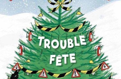 Trouble fête, un noël qui sent le sapin, une enquête d'Agatha Raisin, tome 21 - MC Beaton