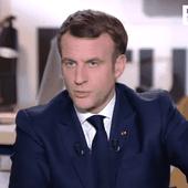 Macron chez Brut : plus communautariste que jamais