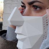 Avec le masque Eidos, la vue et l'ouïe deviennent surhumaines - OOKAWA Corp.