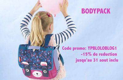 Code Promo BODYPACK