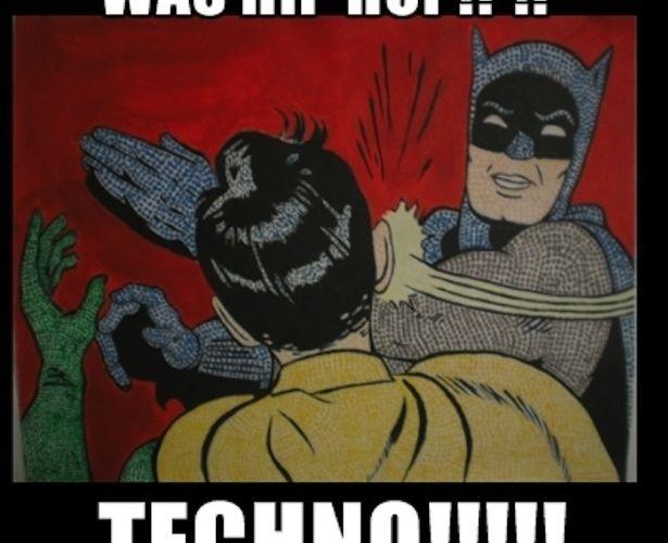 Quand le Rap se fait rhabiller par l'électro...