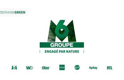 Le Groupe M6 se met au vert du 24 au 31 janvier 2021