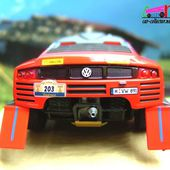 FASCICULE N°32 VOLKSWAGEN TAREK PARIS DAKAR 2003 NOREV 1/43 - car-collector.net