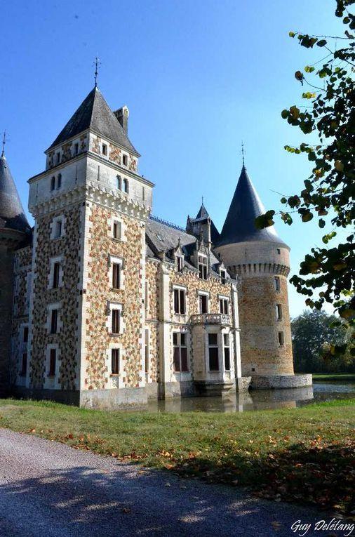 Château et parc de Lancosme