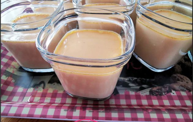 Crèmes caramel à la multidélice