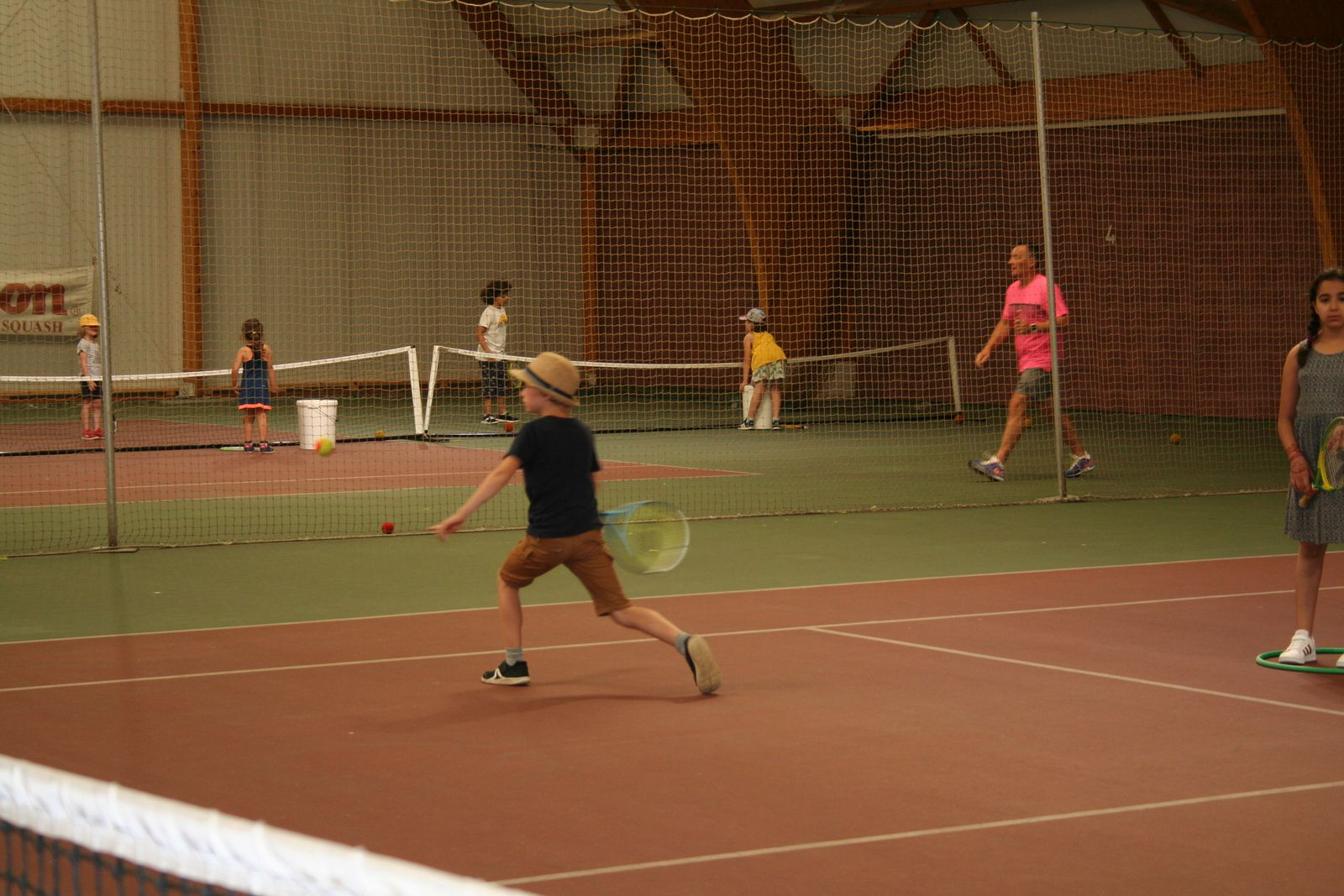 Stage Tennis-8/10 ans