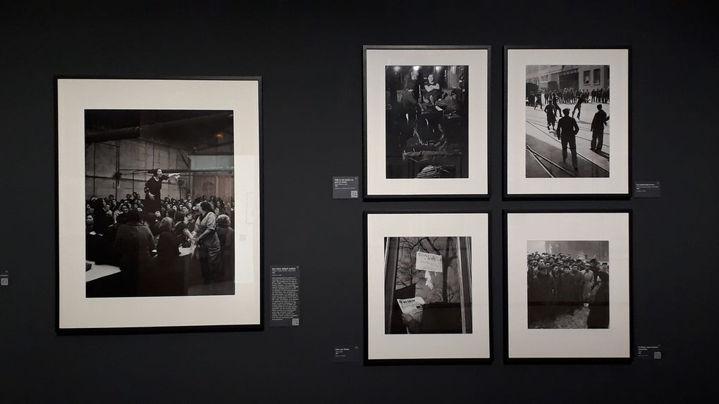 Willy Ronis par Willy Ronis au Pavillon Carré de Baudouin