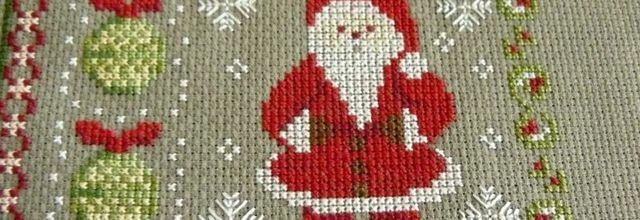 SAL de Noël chez Novalee - partie 5