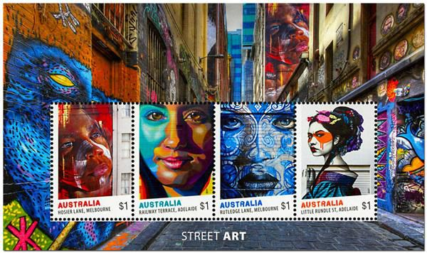 Le STREET-ART