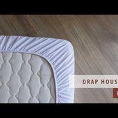 Comment coudre un drap housse | Parure de lit ep.3