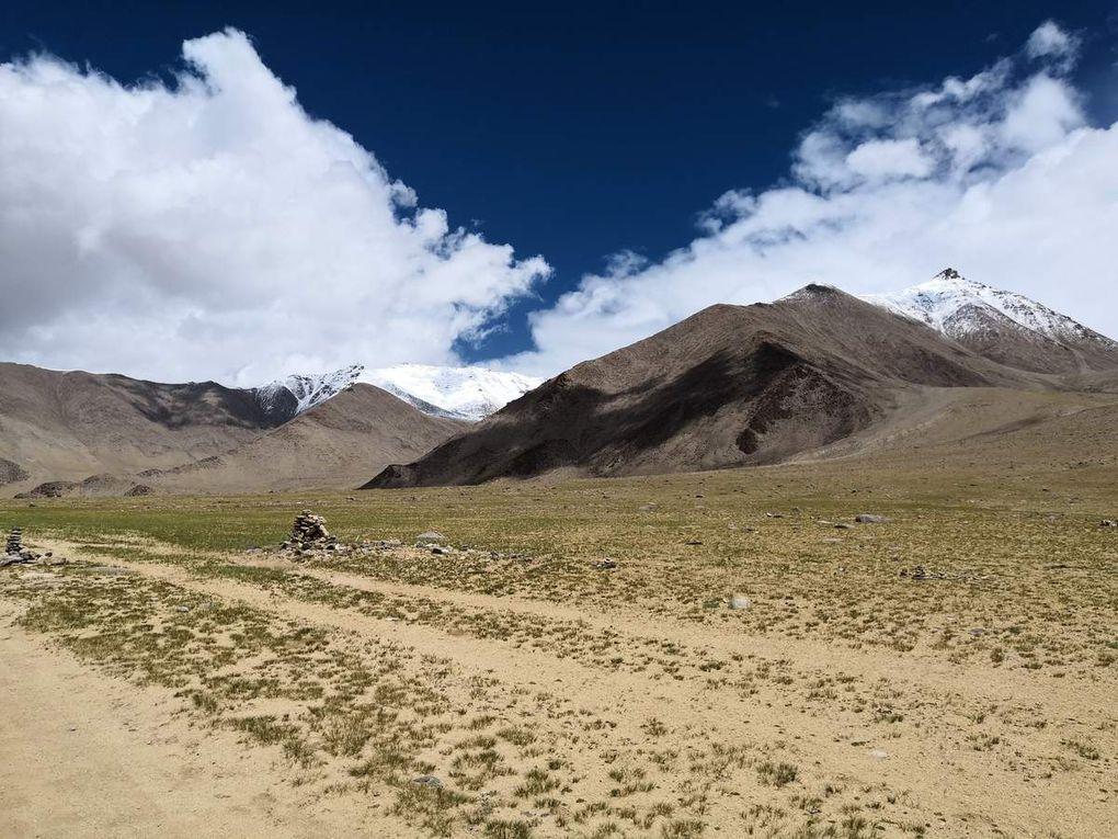 Le Polokongka (4920 m)