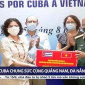 Cuba fait don au Vietnam d'un lot de médicaments pour le traitement du Covid-19 - Analyse communiste internationale