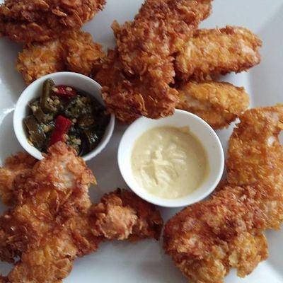 KFC à la maison !!!  recette rapide et facile