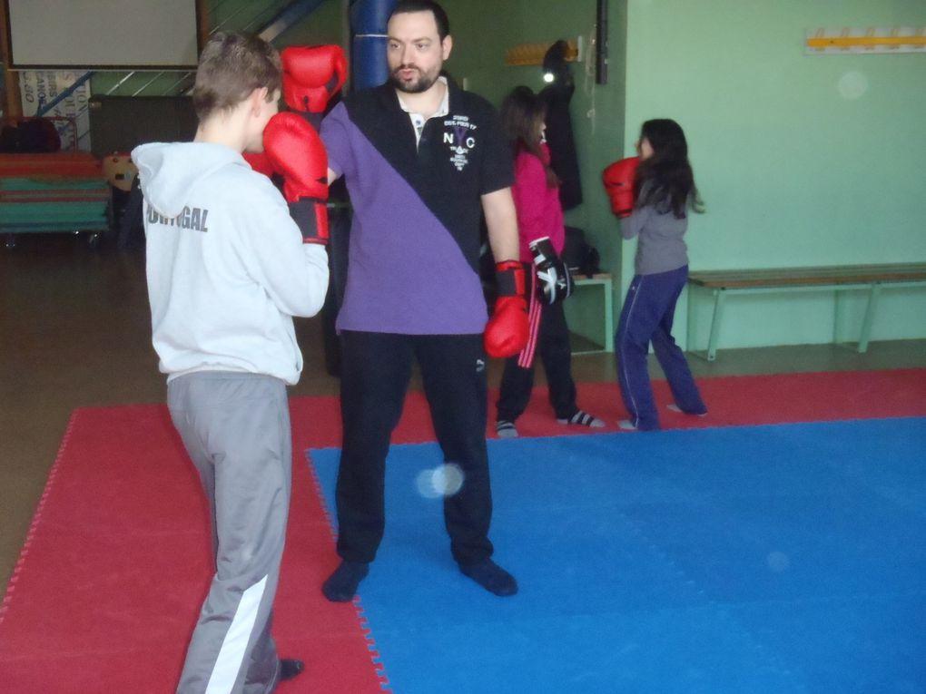 Cours de self controle - Multisports 10 - 11 ans
