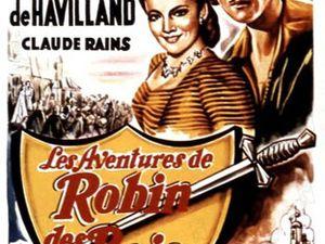 Les Aventures de Robin des Bois de Michael Curtiz