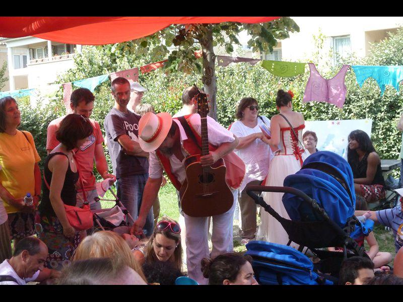La fête de la musique selon les Bonumeur!