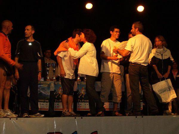 Tour du béarn 2006 : 7.8 octobre