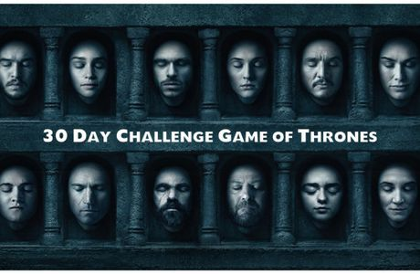 #30DayChallenge Game of Thrones [jours 9 à 15]