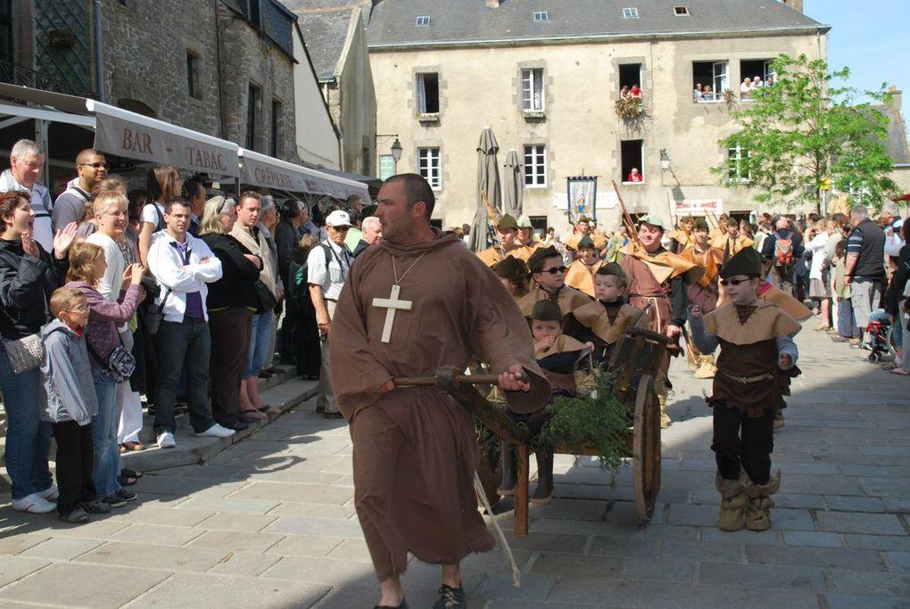 Album - Défilé Fête Médiévale 2011