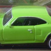 DODGE SUPER BEE 1970 ANNIVERSAIRE 30 ANS JOHNNY LIGHTNING 1/64 - car-collector.net