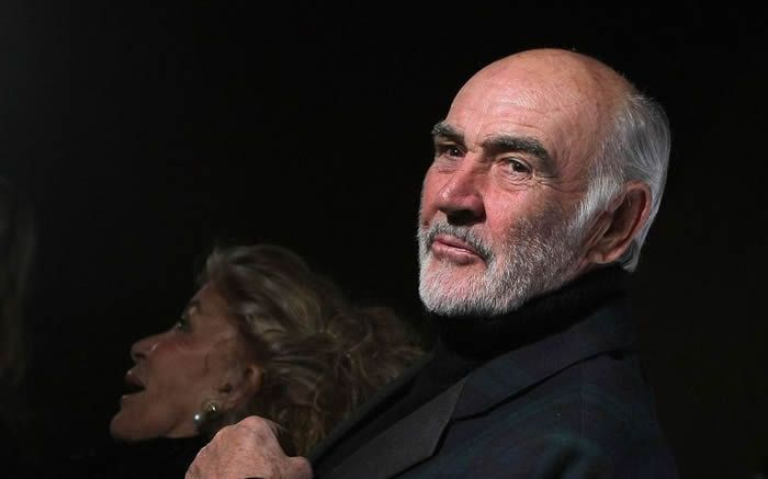 Sean Connery en 2009. AFP/Michael Loccisano