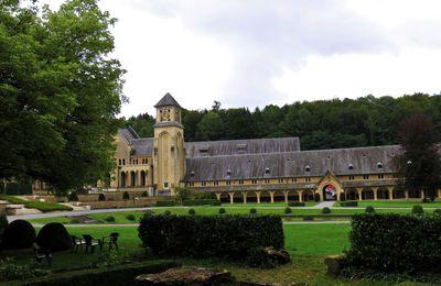 "Abbaye d'Orval, ""Entraide"" par Camille Colruyt"