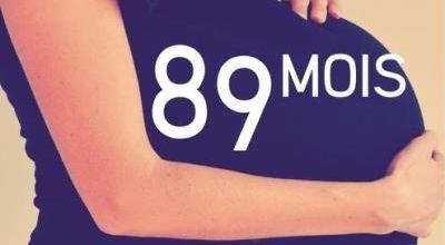 89 mois / Caroline Michel