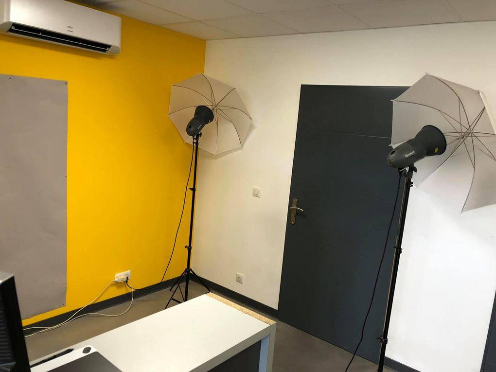 Visite de l'entreprise « Photo Ciné Réparation »