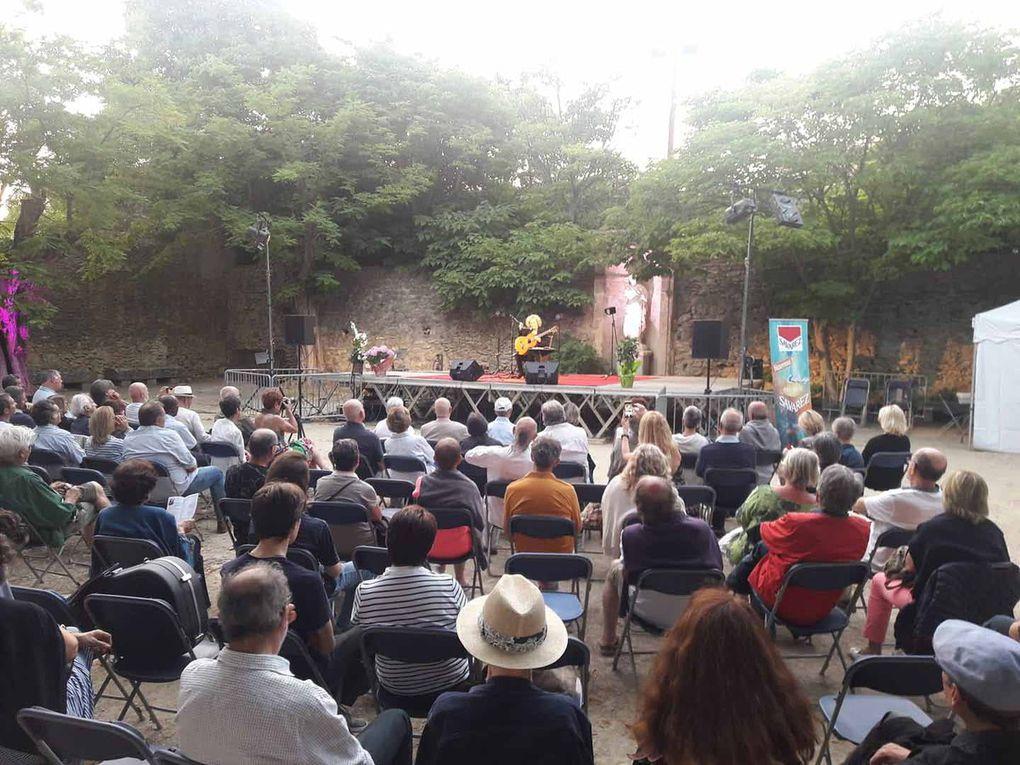 Le XVIIIème Festival International de Guitare LAMBESC 2018 vient de s'achever