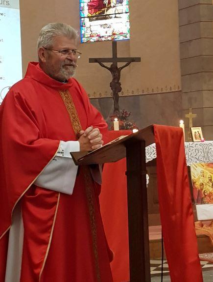 Homélie du Père Broult -  Fête de Pentecôte - Dimanche 31 mai 2020