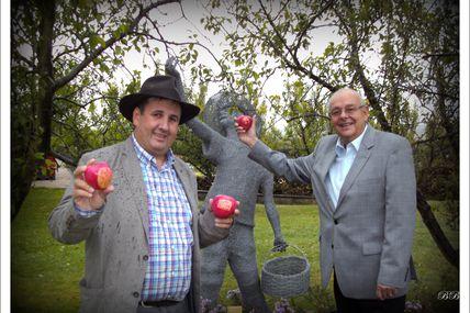50e Fête des jardins et des Saveurs aux Jardins Fruitiers de Laquenexy