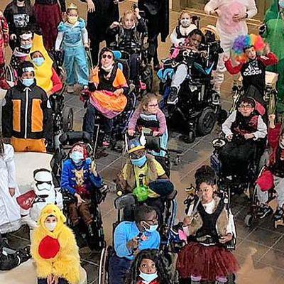 Tous masqués pour..............   Le carnaval!