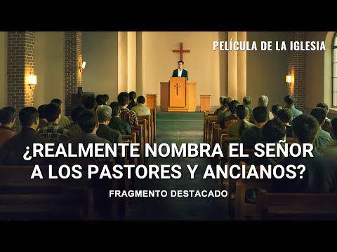"""Película evangélica """"Rompe el hechizo"""" Escena 5 - ¿Realmente nombra el Señor a los pastores y ancianos del mundo religioso?"""