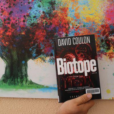 Avis de lecture sur BIOTOPE de David Coulon