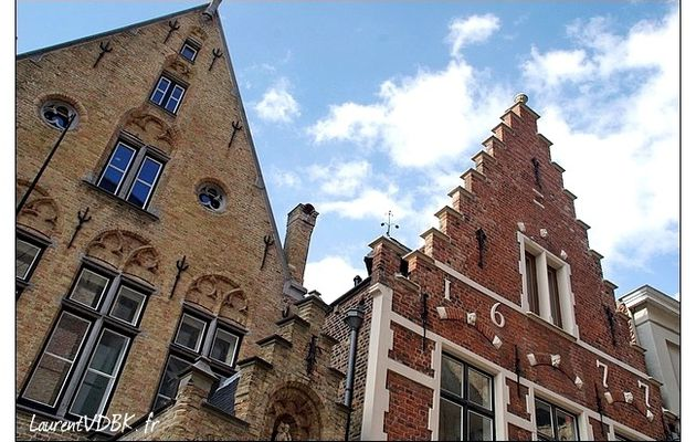 Bruges (7/7) - Au fil des rues...