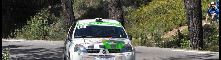 "Rallye de la Ste Baume 2013: les ""modernes"""