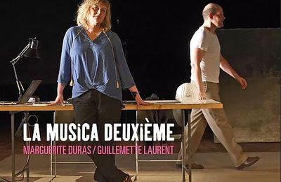 Guérande - Théâtre à Athanor : La Musica Deuxième - Samedi 30 janvier 2021