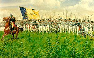 les uniformes de la guerre de 1812