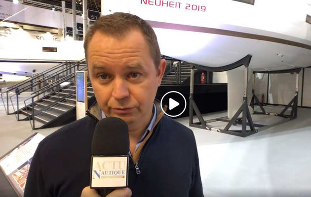 Nautic Clean se développe à l'international sur le Boot de Düsseldorf