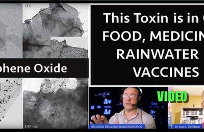 L'oxyde de graphène pollue tout notre environnement !
